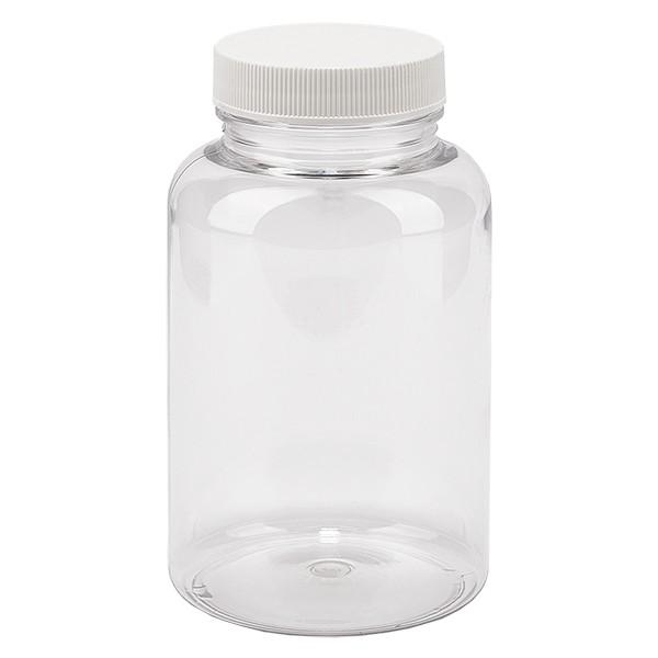 Petpacker 250ml glasklar Öffn. 45mm inkl. SFYP versiegelnder Deckel