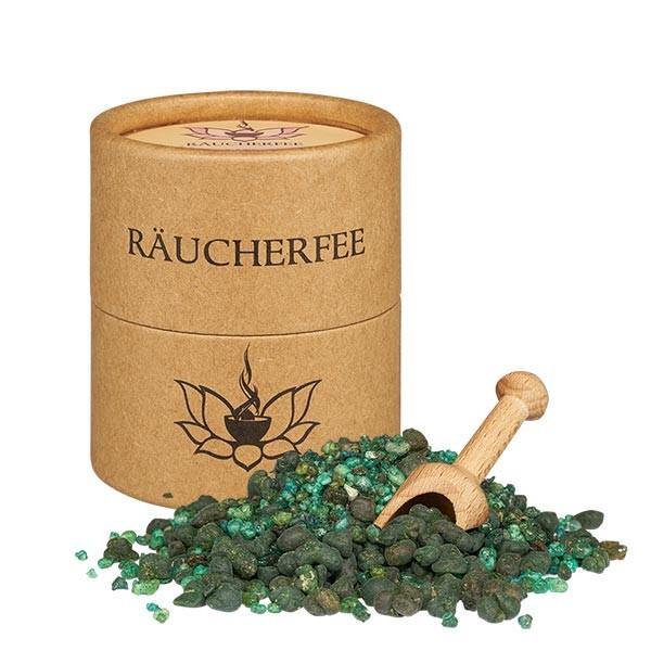 Farbweihrauch Grün - 50ml von Räucherfee