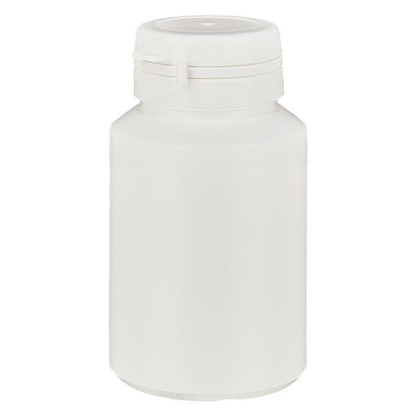 Kapselbox 60 ml weiss mit Jaycap OV weiss