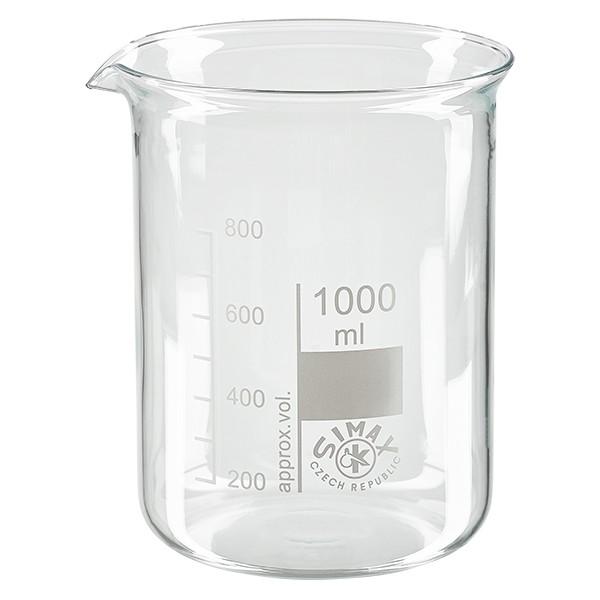 Becherglas / Messbecher 1000ml