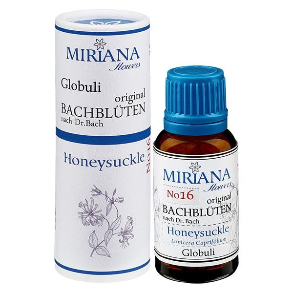 """16 Honeysuckle, 20g """"Kügelchen"""", MirianaFlowers"""