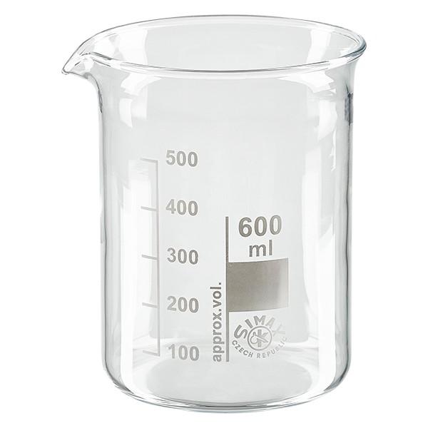 Becherglas 600ml