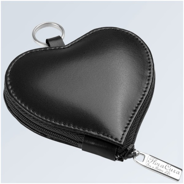 FloraCura Mini Pocket Heart für 3 Gläser ø11mm