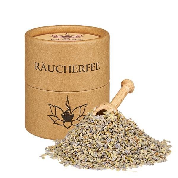 Lavendelblüten - 50ml Räucherwerk von Räucherfee