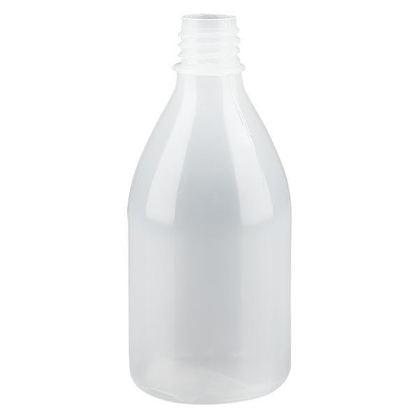 Enghals Laborflasche 100ml ohne Verschluss