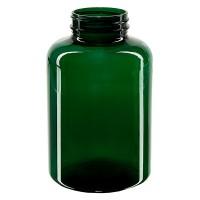 Petpacker 500ml grün Öffn. 45mm ohne Deckel VPE 1 Stck.