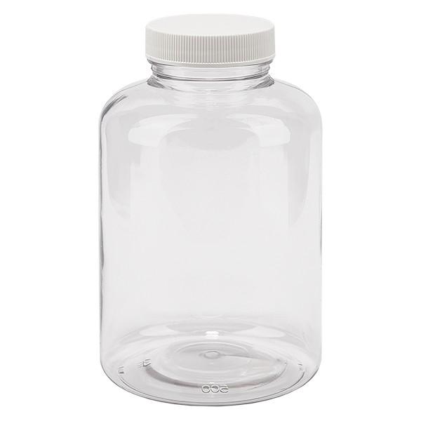Petpacker 500ml glasklar Öffn. 45mm inkl. SFYP versiegelnder Deckel