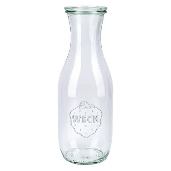 WECK-Saftflasche 1062ml mit Deckel
