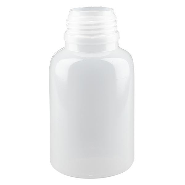 Weithals Laborflasche 250ml ohne Verschluss