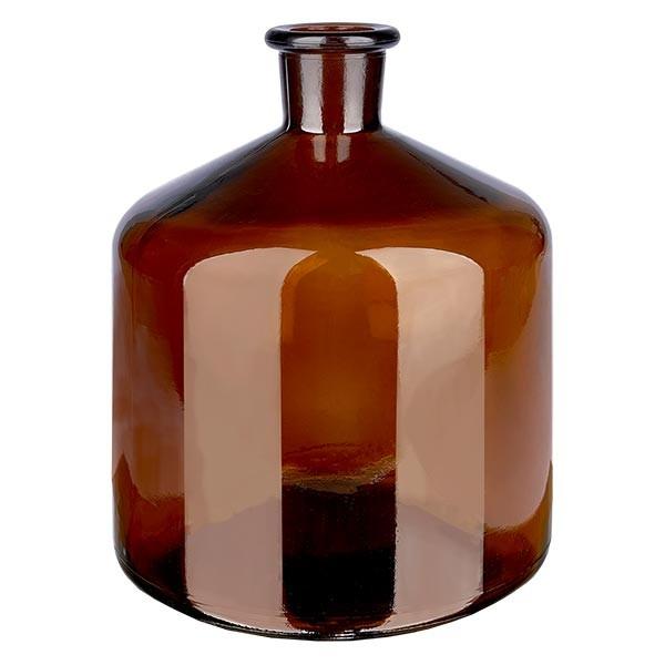 Vorratsflasche 2000 ml Braunglas