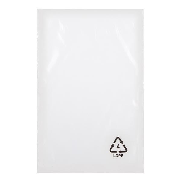 100 LDPE-Flachbeutel, 160 x 240