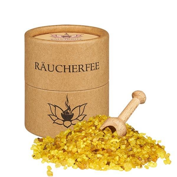 Farbweihrauch Gelb - 50ml von Räucherfee