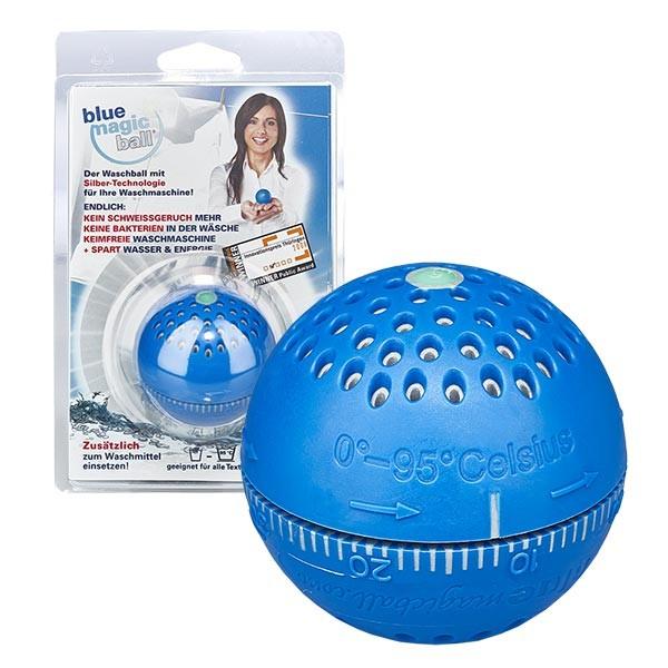 Blue Magic Ball - Waschkugel mit Silber