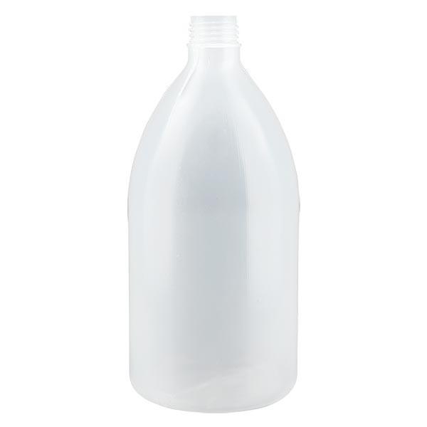 Enghals Laborflasche 1000ml ohne Verschluss