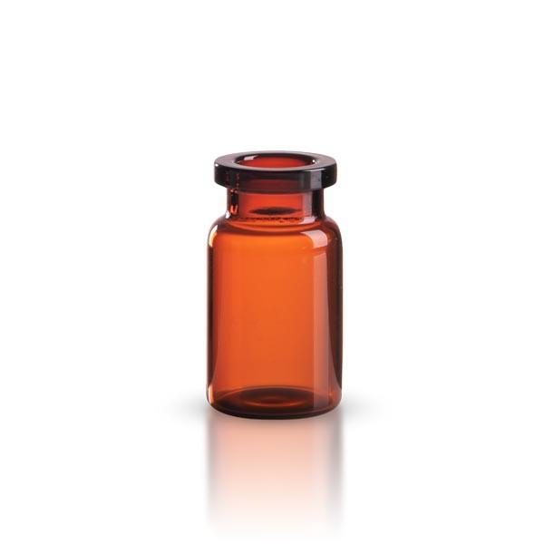 5 ml Injektionsflasche Braunglas