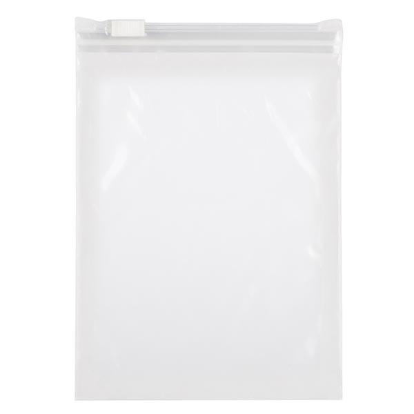 100 LDPE-Beutel mit Ziehverschluss, 320 x 440