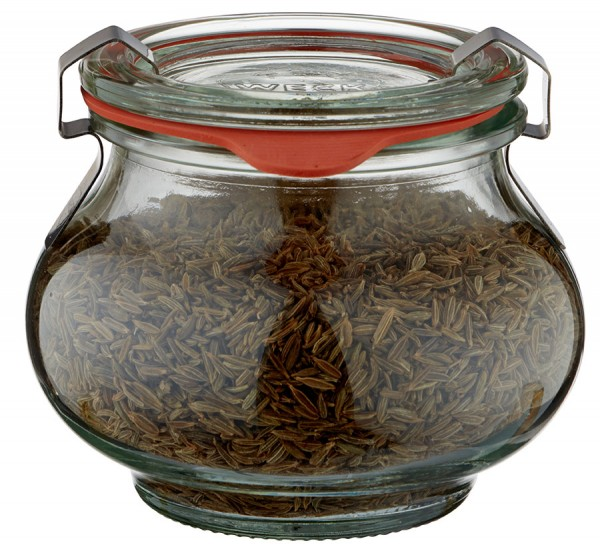 Gewürzglas Idee: WECK-Schmuckglas 220ml