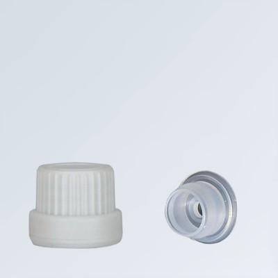 Schraubverschluss m Globuligiessring weiss 18mm St