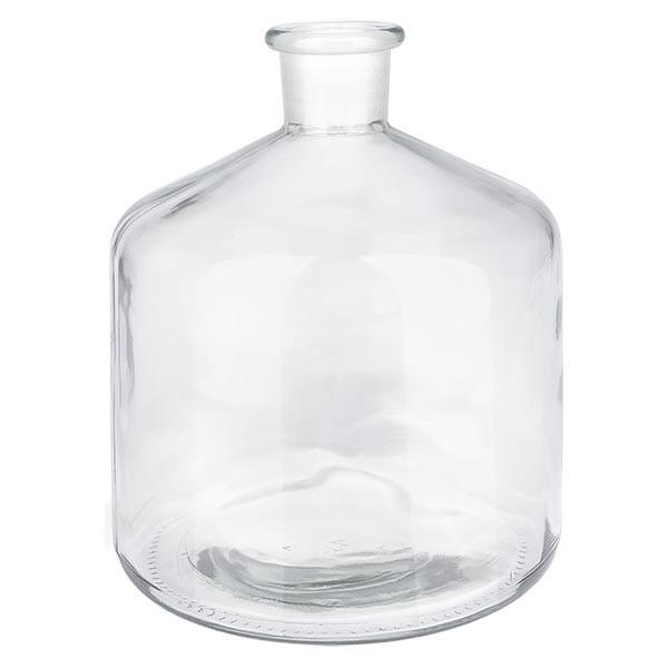 Vorratsflasche 2000 ml Klarglas
