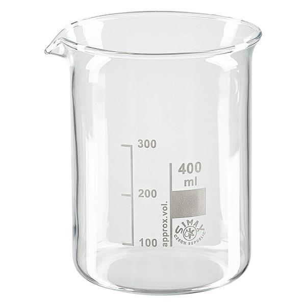 Becherglas / Messbecher 400ml