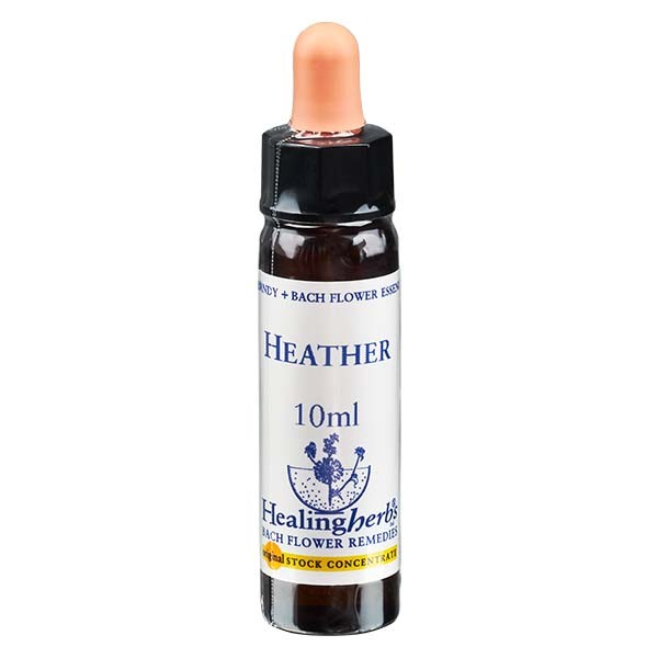 14 Heather, 10ml Essenz, Healing Herbs