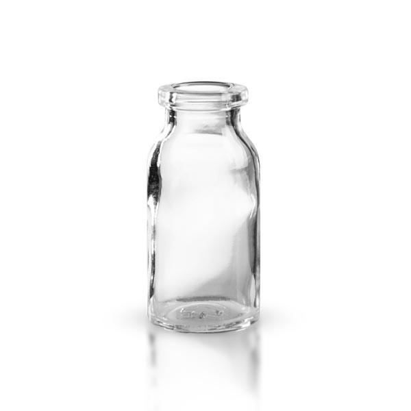 Injektionsflasche Klarglas 10ml