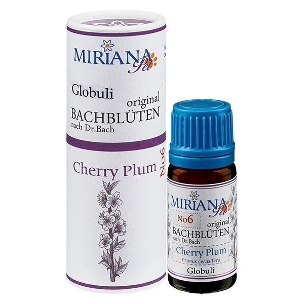 """6 Cherry Plum, 10g """"Kügelchen"""", MirianaPet"""