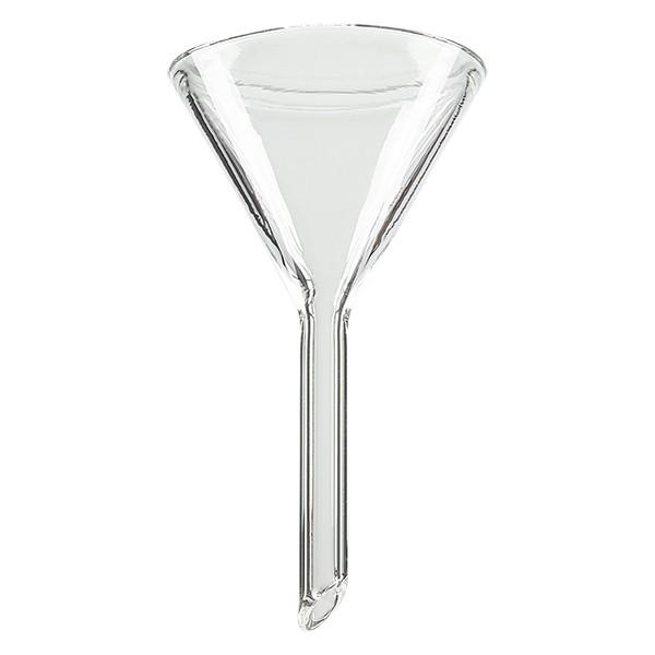 Glastrichter Ø 35mm - Kalk-Soda-Glas - 60° Winkel