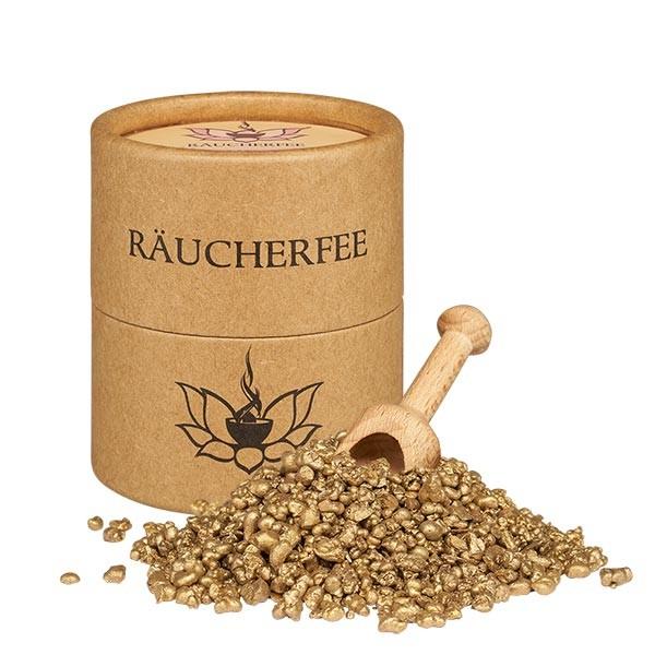 Farbweihrauch Gold - 50ml von Räucherfee