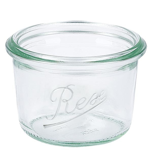 Edition REX Mini-Sturzglas 80ml Unterteil