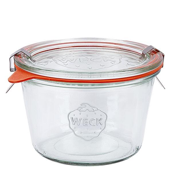 WECK-Sturzglas 370ml (1/4 Liter)