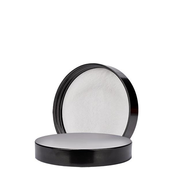 Schraubverschluss schwarz Bakelit 58mm/R3